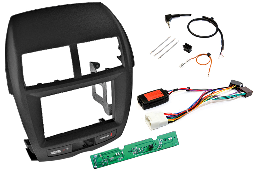 Mitsubishi ASX radio replacement kit