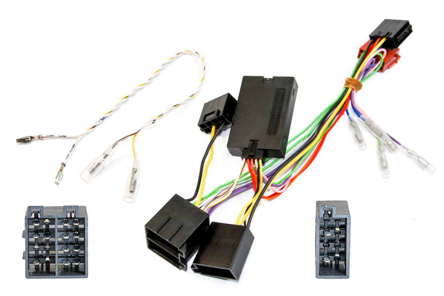 Mercedes Actros Atego steering control interface