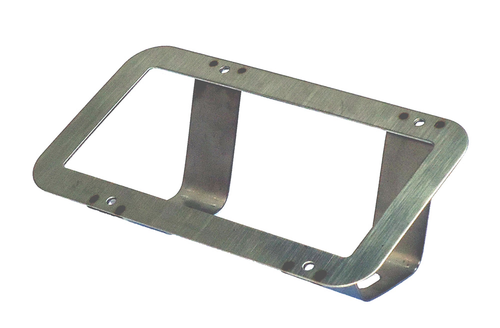 Audi VW Tailgate camera mounting bracket