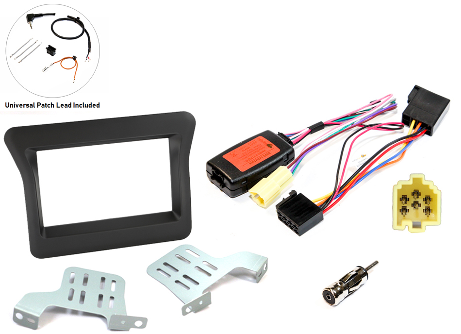 Master, Movano, NV400 radio replacement kit