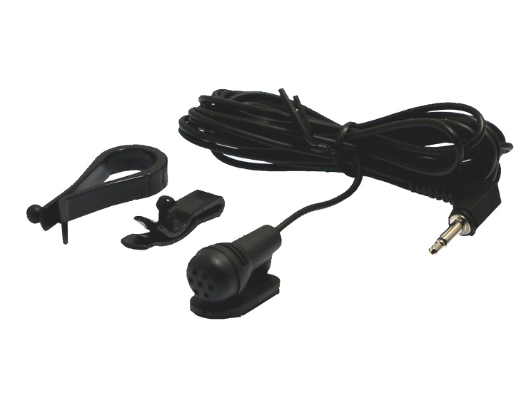 Microphone with 2.5mm mono jack