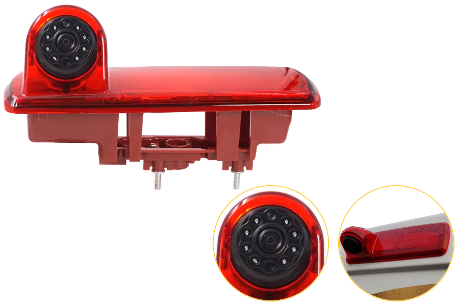 Vivaro, Trafic, NV300 2014> brake light camera NTSC