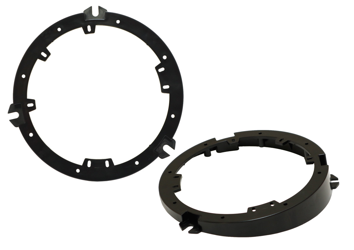 Subaru Impreza speaker adapter rings 165mm