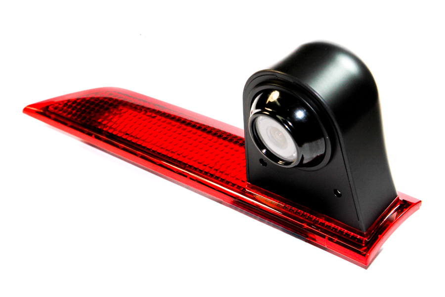 Ford Transit Custom brake light camera