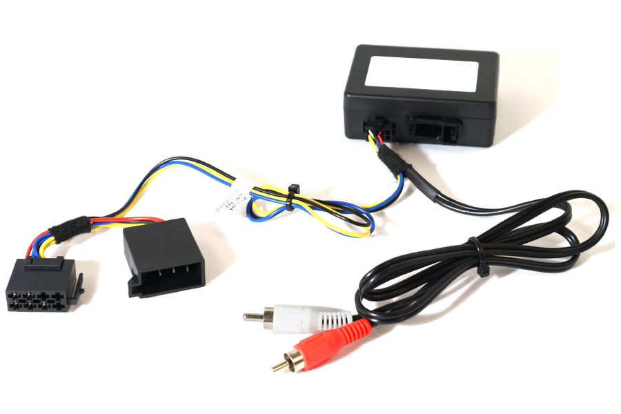 MOST amplifier turn-on for Mercedes ML GL and R-Class Series car models