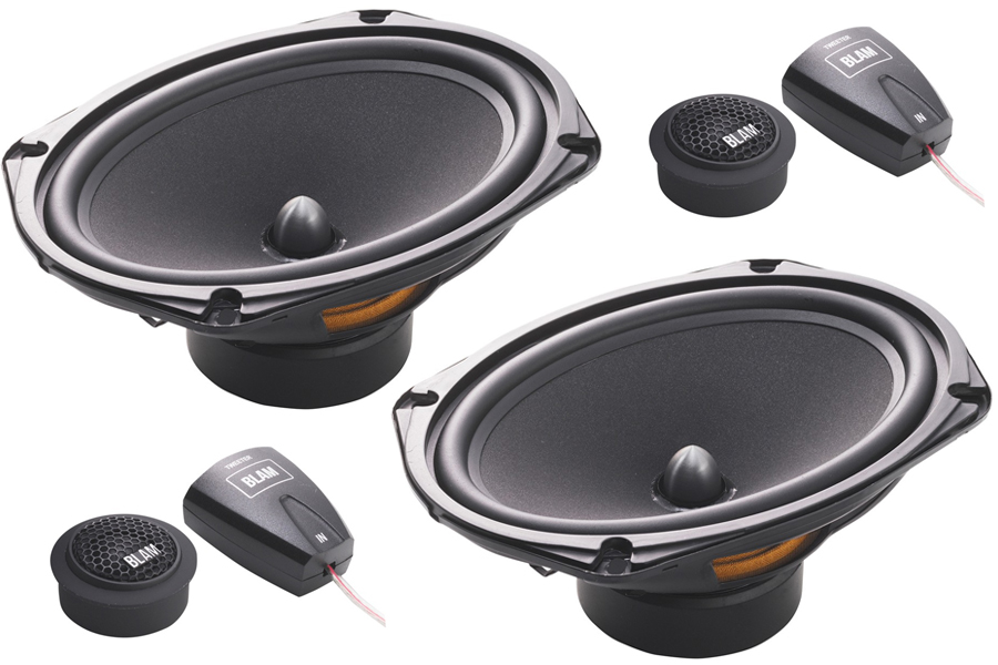 BLAM 690RS 6 x 9 - 2 way component speakers