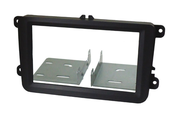Skoda Double Din radio fascia adapter panel