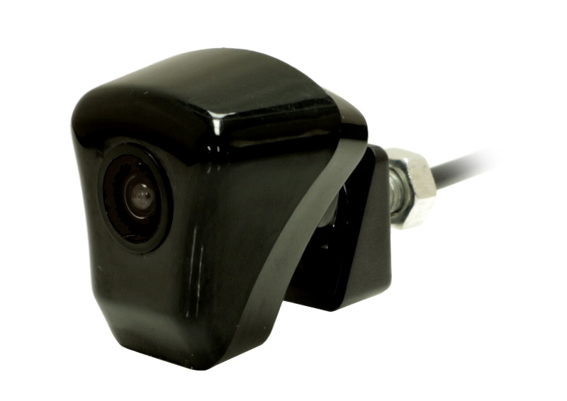 AUDI front view parking camera, front Audi badge fitting