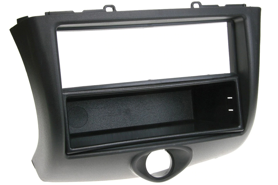 Toyota Yaris single and double din radio fascia adapter panel (03-06)