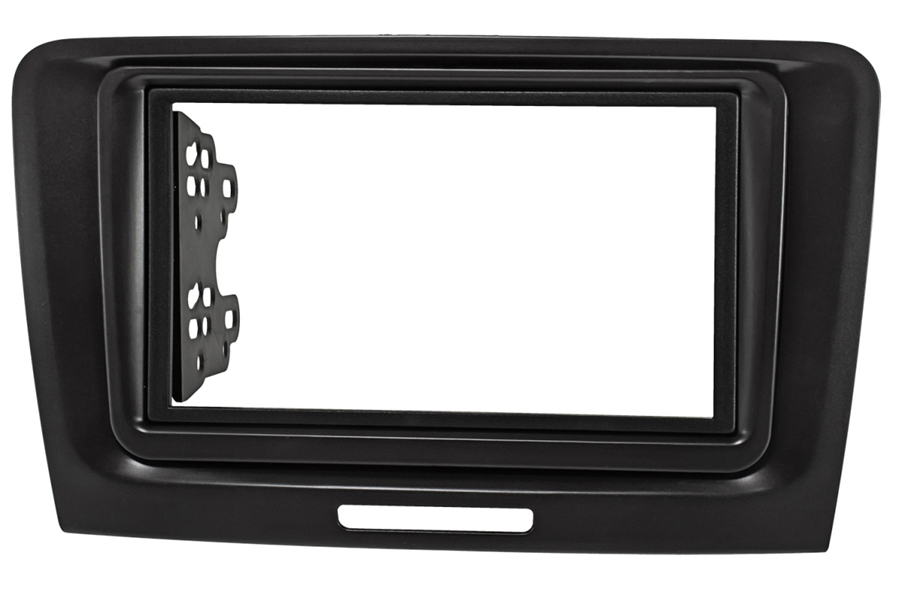 Skoda Superb radio fascia adapter panel, additional trim for Swing and Bolero radios