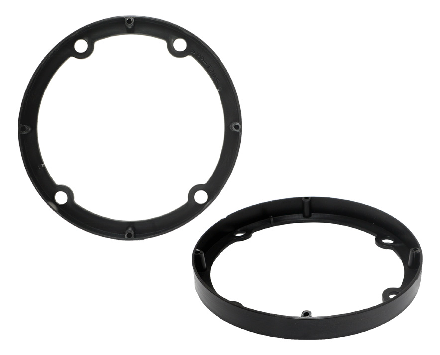 Mercedes Vito, Sprinter 165mm front door speaker adapter spacer rings