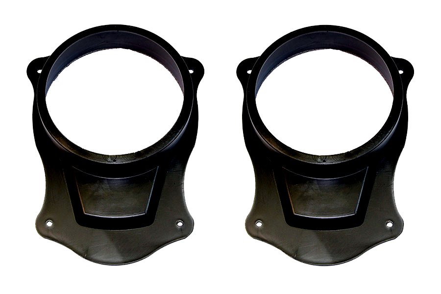 Ford Transit Connect 2013 165mm front door speaker adapter panels