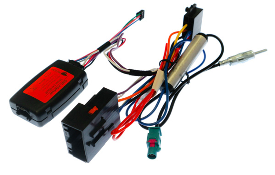 Landrover iso Steering control interface