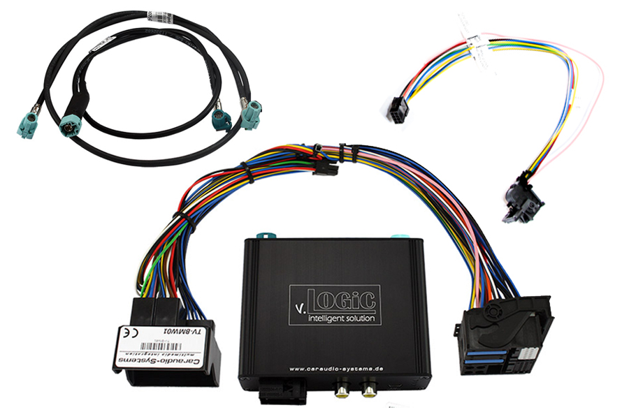BMW Stereo Upgrade parts, Radio replacement kit, Audio fitting kits