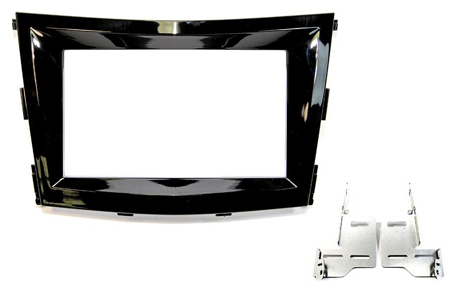 Ssangyong Tivoli 2015> double DIN fascia adapter panel