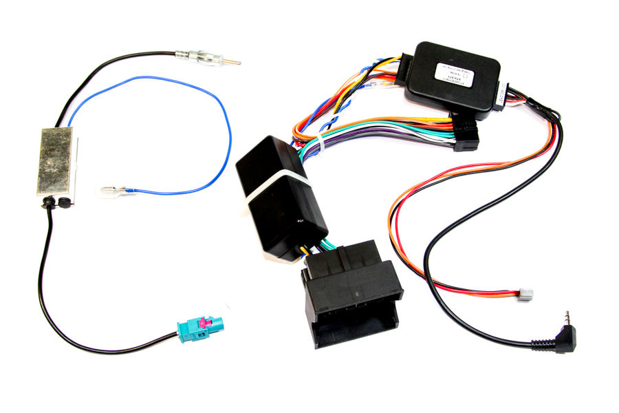 VW T6/Caddy/Jetta multimedia steering wheel control interface cable for Pioneer AVIC