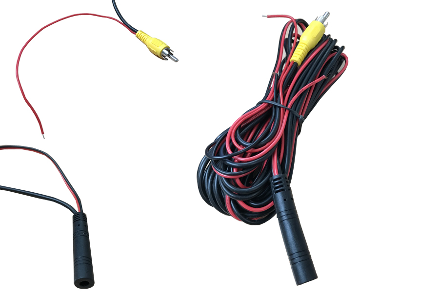 Camera 4 PIN Power Cable (6 metres)