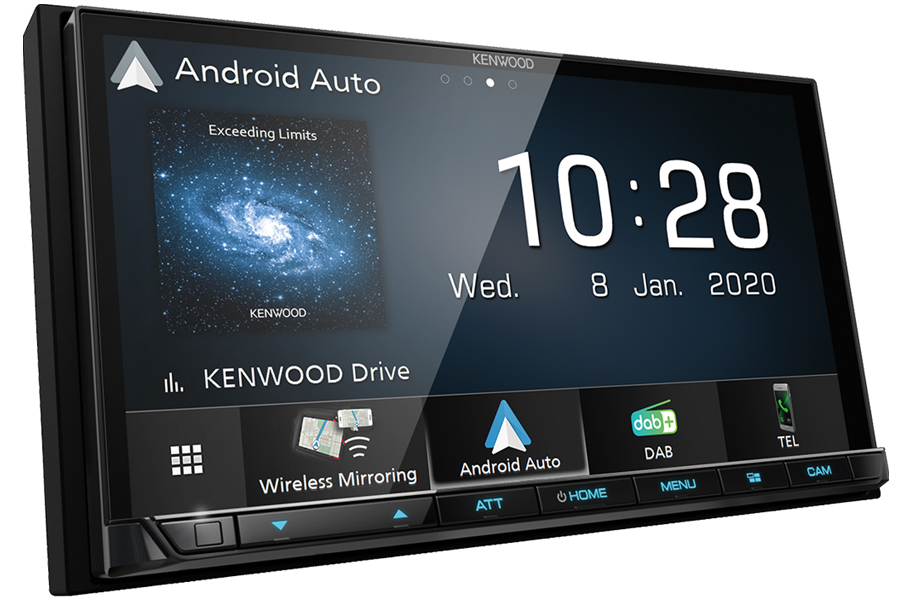 Kenwood DMX-8020DABS Double DIN DAB Stereo Head Unit (WIRELESS CARPLAY/ ANDROID)