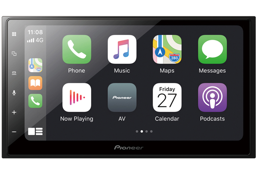 Pioneer SPH-DA250DAB Double DIN stereo head-unit with Car Play and Android Auto