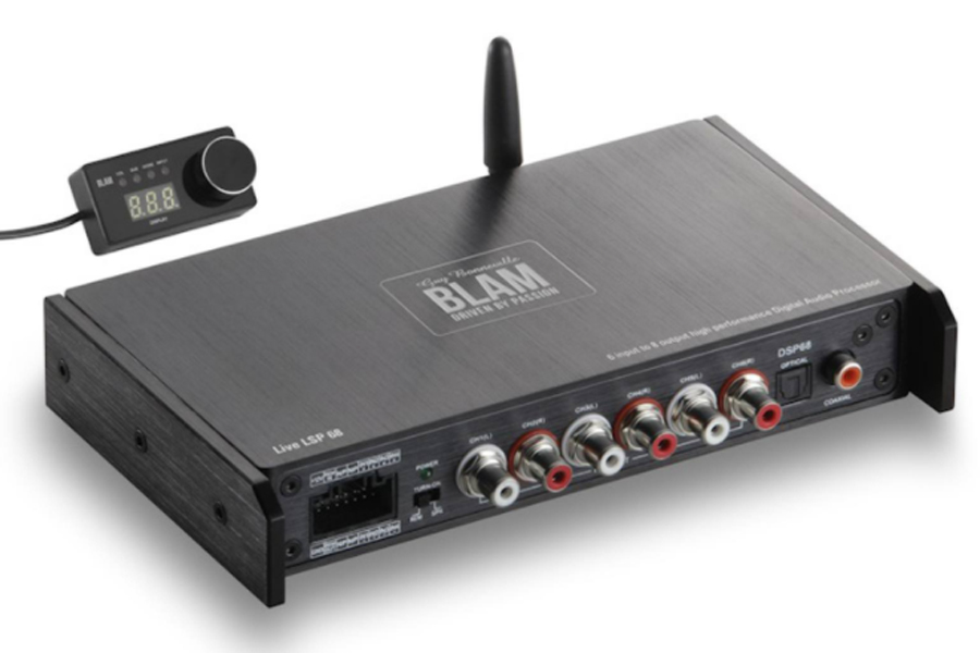 BLAM LIVE LSP68 6 input to 8 output high-performance digital audio processor (SPECIAL ORDER PRODUCT)